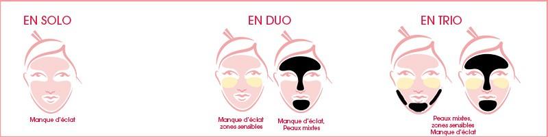 Máscara de Rosa Granito 30ml
